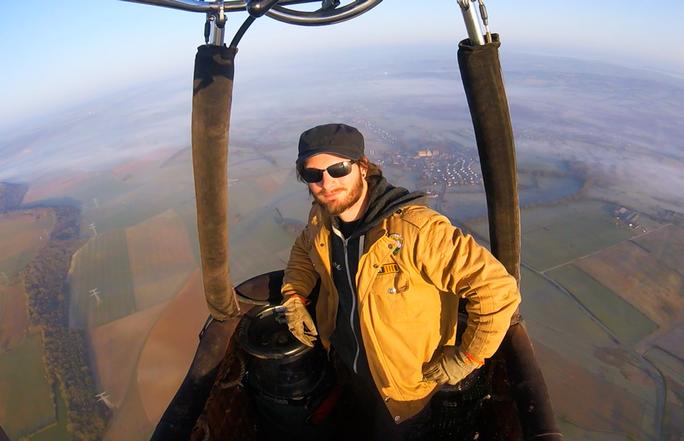 Apprendre à piloter une montgolfière